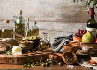 A Golden Touch of Olive Oil
