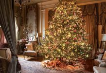 Ten Favorite Trees: A Victoria Christmas