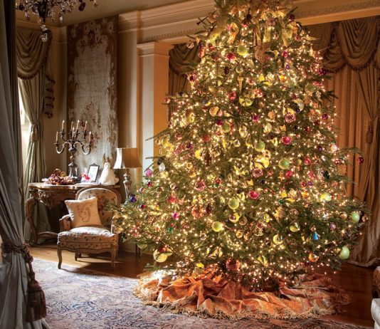 Ten Favorite Trees: A Victoria Christmas