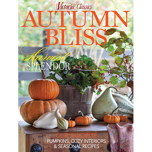 Victoria Special Issue Autumn Bliss 2017