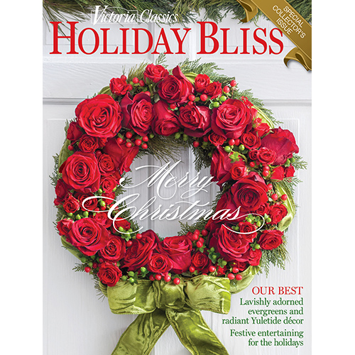 Victoria Special Issue Holiday Bliss 2017