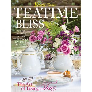 Victoria Special Issue Teatime Bliss 2017