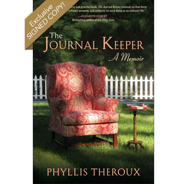 The Journal Keeper: A Memoir - Exclusive Signed Copy