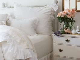 Imbue Linens with Fragrance