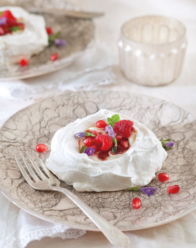 Blissful Berry Confections