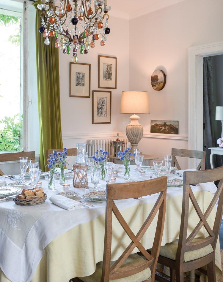 Gracious French Living with Sharon Santoni