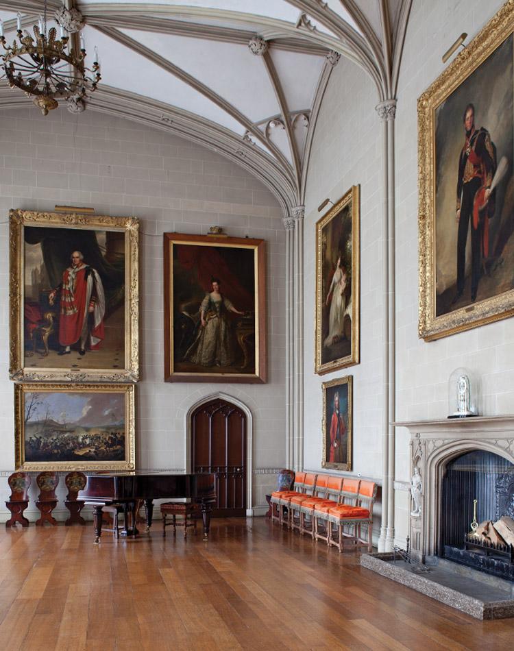 Romantic Castles of the United Kingdom