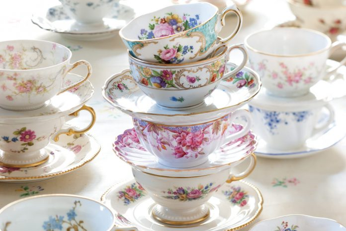 A Teatime Celebration for the Royal Wedding