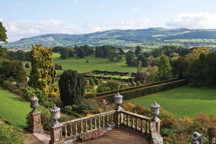 Romantic Castles of the United Kingdom