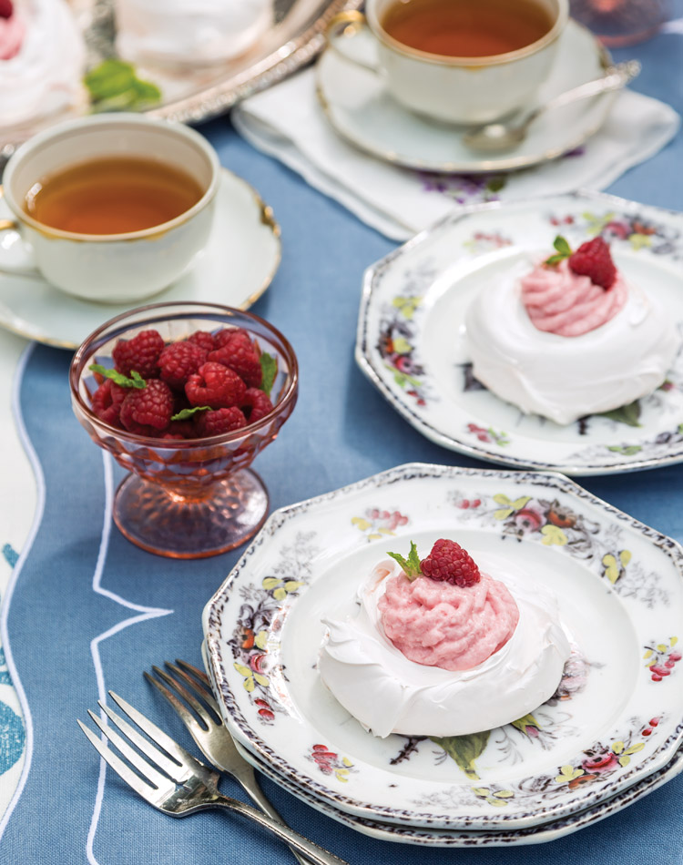 Ethereal French Meringues