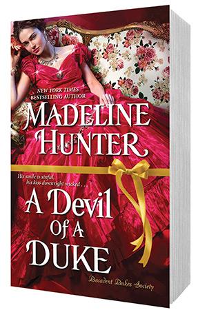 A Devil of a Duke By Madeline Hunter