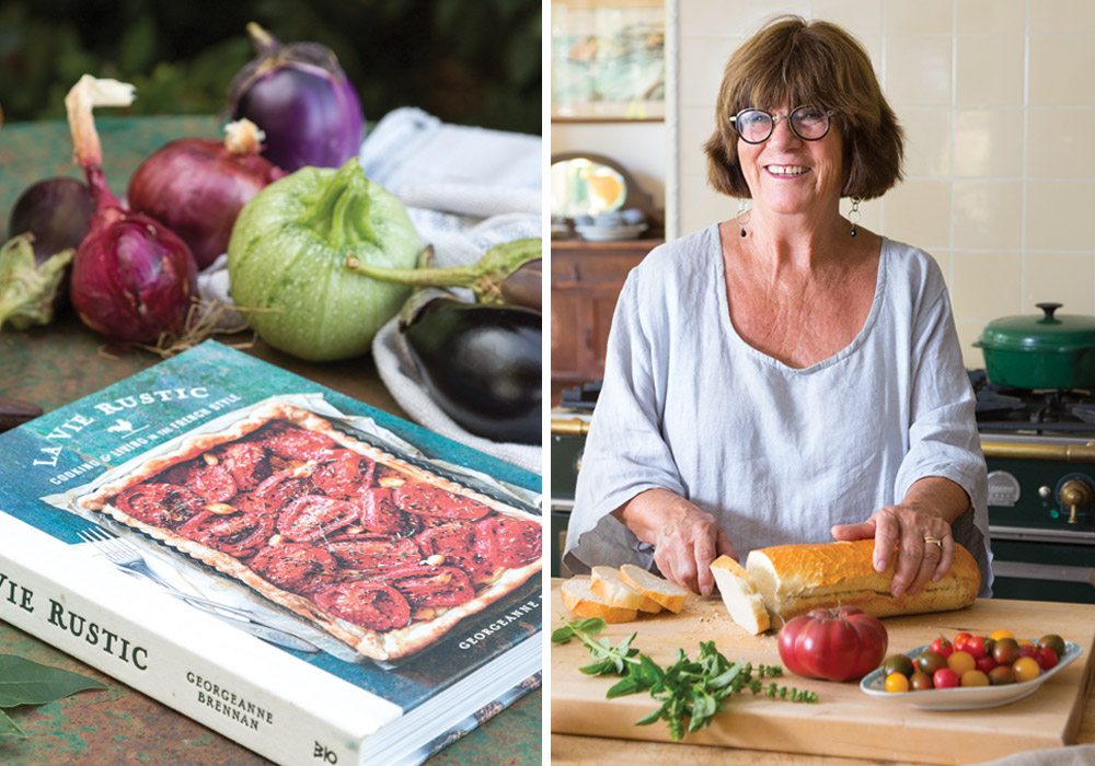 Cooking with Georgeanne Brennan: A Certain Savoir Faire
