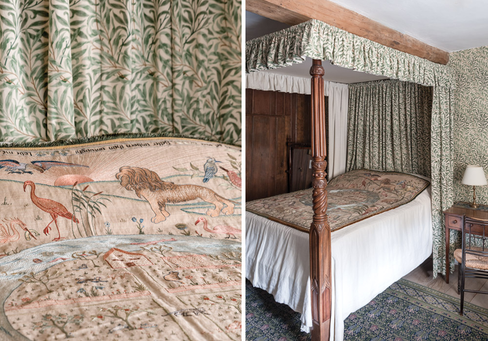 Uncommon Threads: Kelmscott Manor
