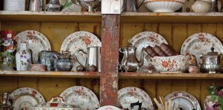 Cultivating a Love for Antiques