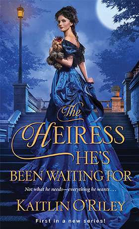 The Heiress He's Been Waiting For