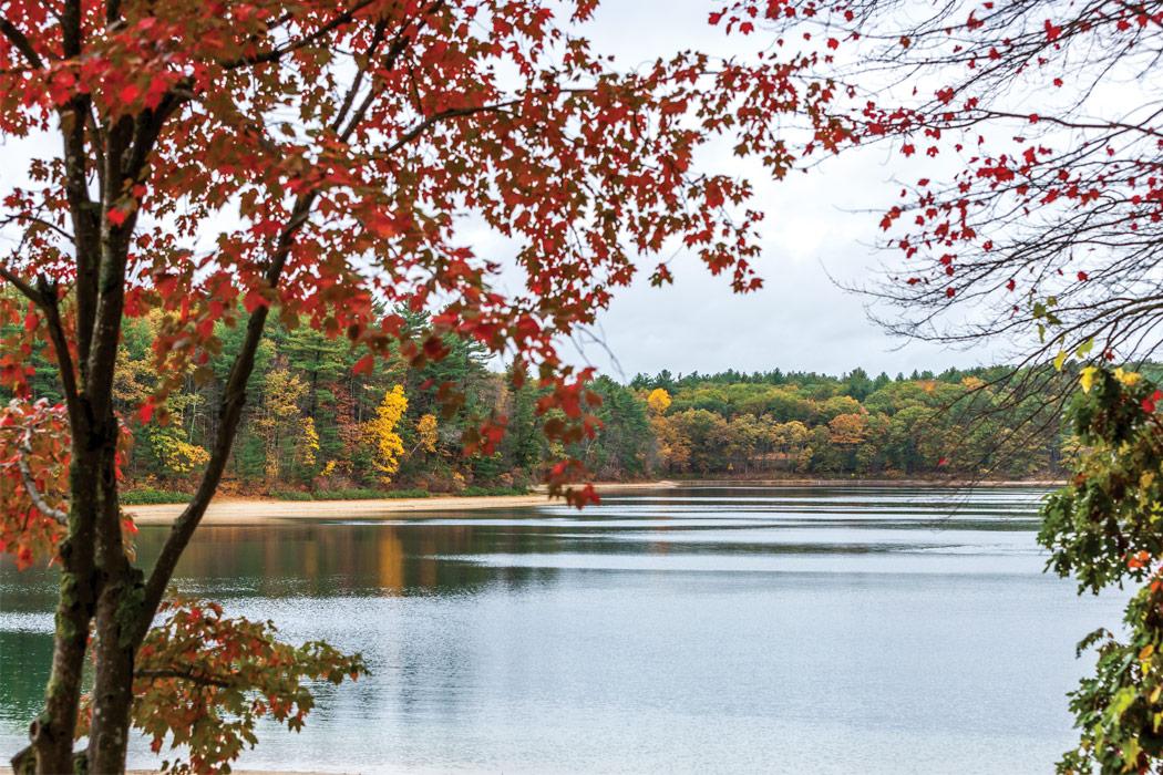 The Concord Literary Trail