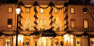 Celebrating Christmas in Williamsburg