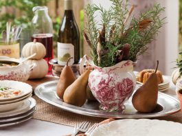 A Savory Autumn Repast