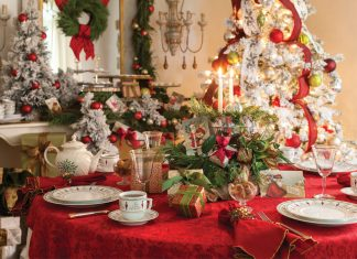 A Holly Jolly Christmas Tea