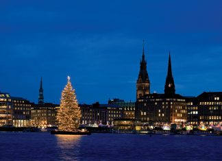 Our Top Five Christmas Destinations