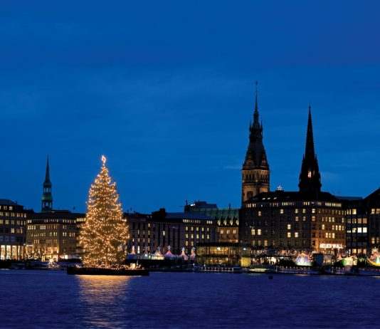 Our Top Five Christmas Destinations