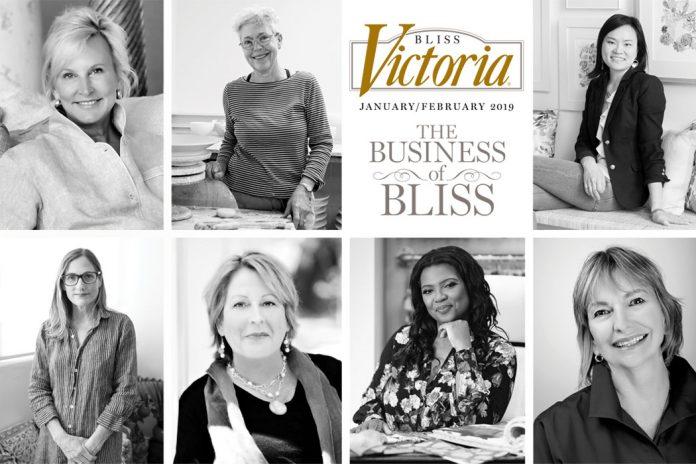 The Business of Bliss: The 2019 Entrepreneurs