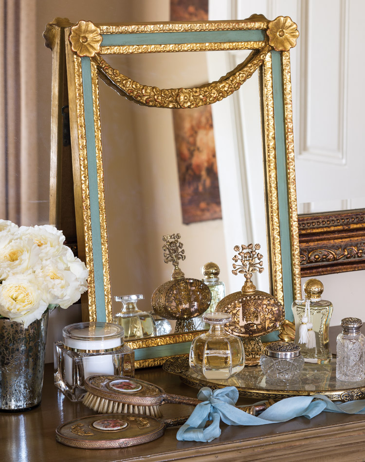 Four Must-Haves for the Dressing Table