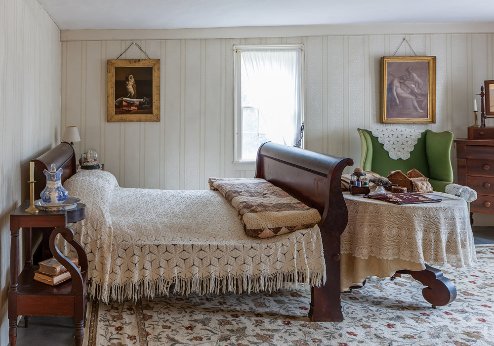 Explore Orchard House: Home to Louisa May Alcott