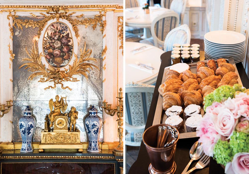 A Taste of Cafè Pouchkine in Paris