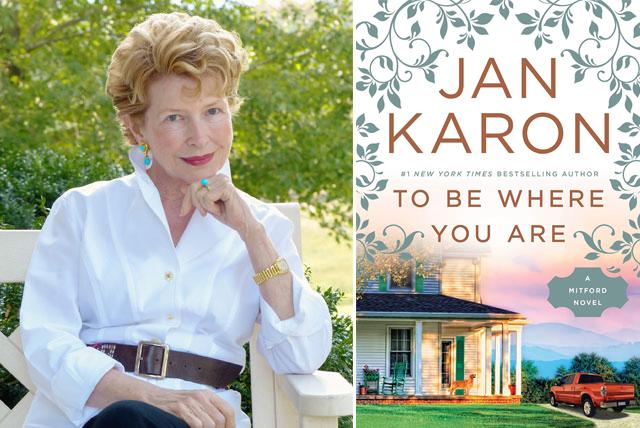 A Visit with Jan Karon