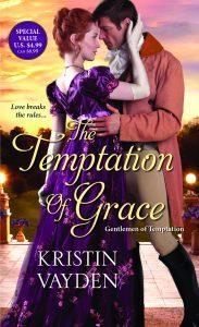 <em>The Temptation of Grace</em> by Kristin Vayden