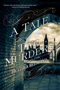 Loving the Theater by Heather Redmond, Author of A Tale of Two Murders, A Dickens of a Crime series