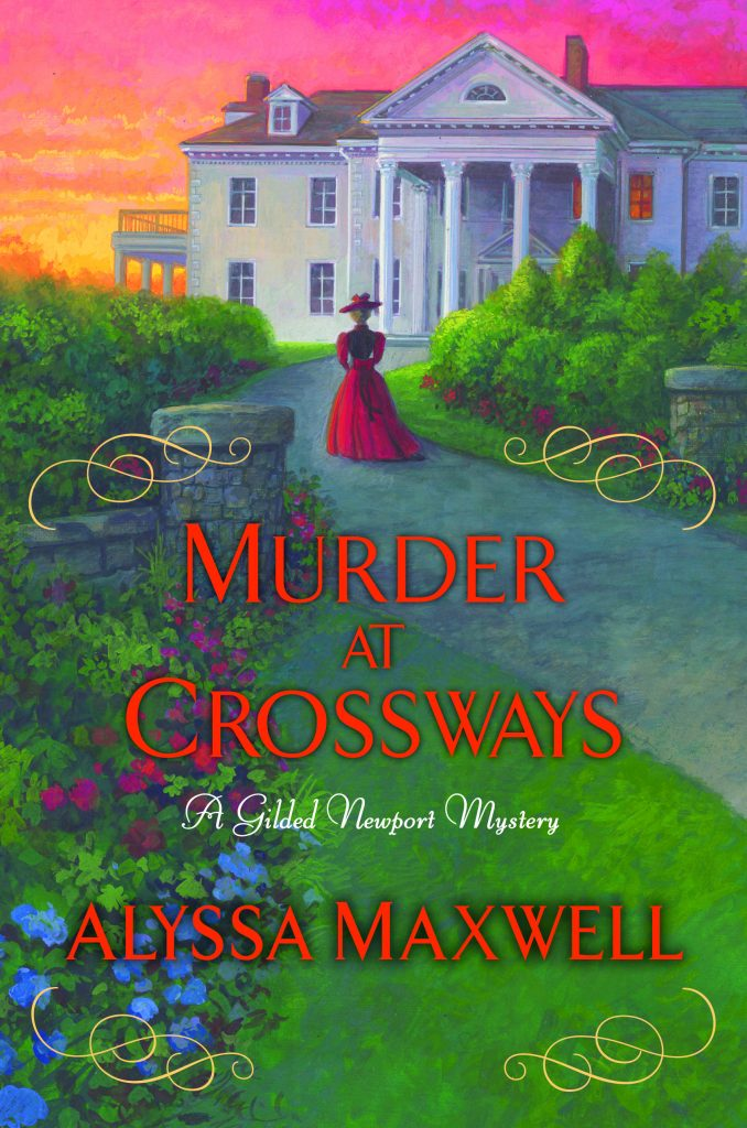 <em>Murder at Crossways</em> by Alyssa Maxwell