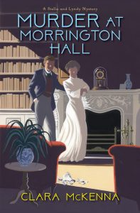 <em>Murder at Morrington Hall</em> by Clara McKenna