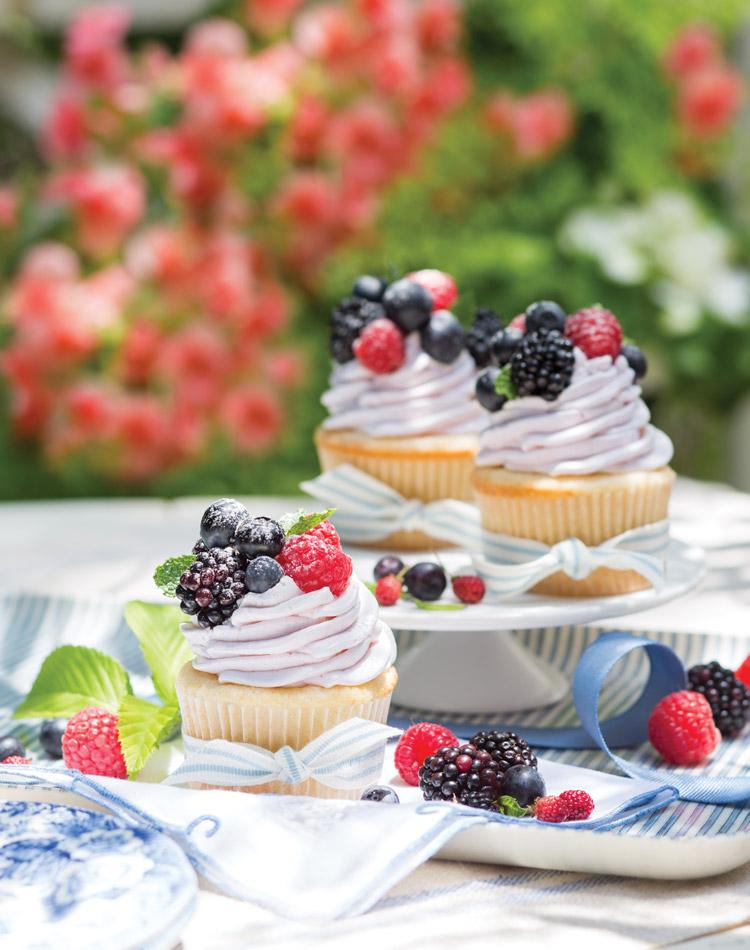 Five Sweet Summer-Fruit Indulgences