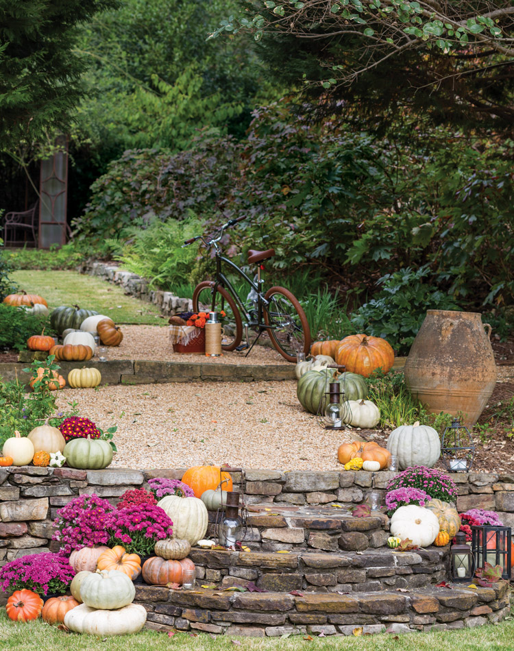 An Autumn Welcome