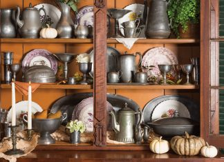 The Burnished Beauty of Pewter