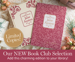 Our New Book Club Selection. Add this charming edition to your library! Limited Copies