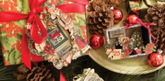 A Peek into Our Exclusive Diorama Ornament Artisan Craft Kit
