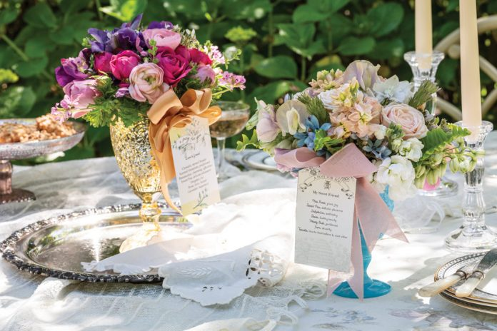 Make Your Own Posy