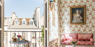 Tales of Old in the Marais