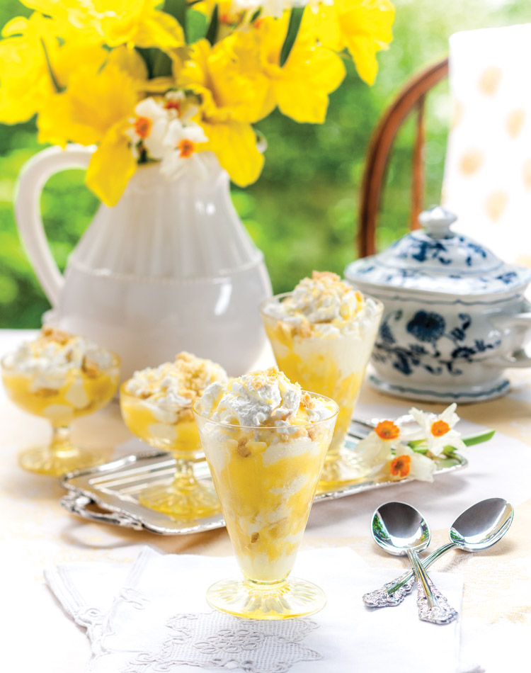 Our Five Favorite Spring-Inspired Desserts