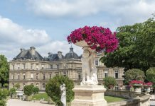 Gardens of Paris
