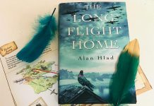 The Long Flight Home by Alan Hlad