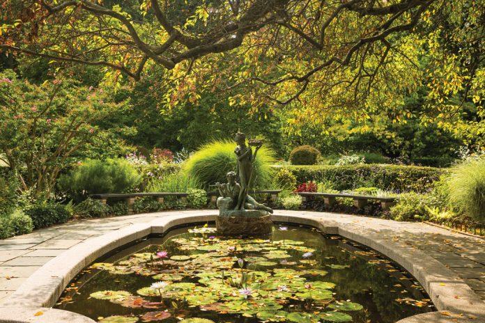 The Secret Garden in New York City