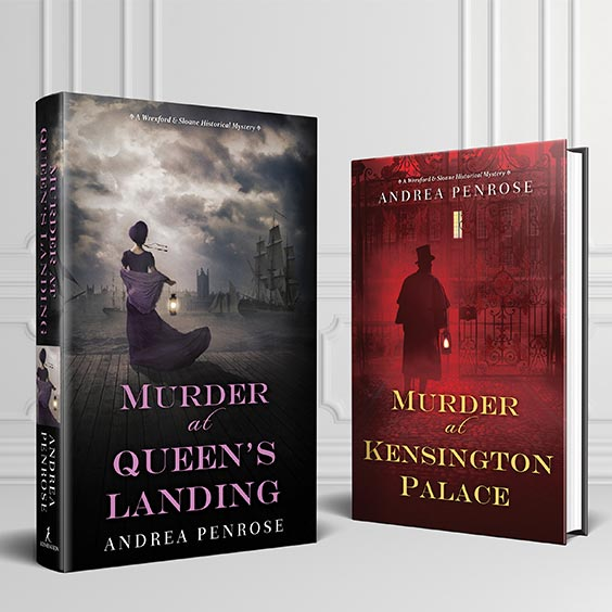 Wrexford & Sloane Mystery Series by Andrea Penrose