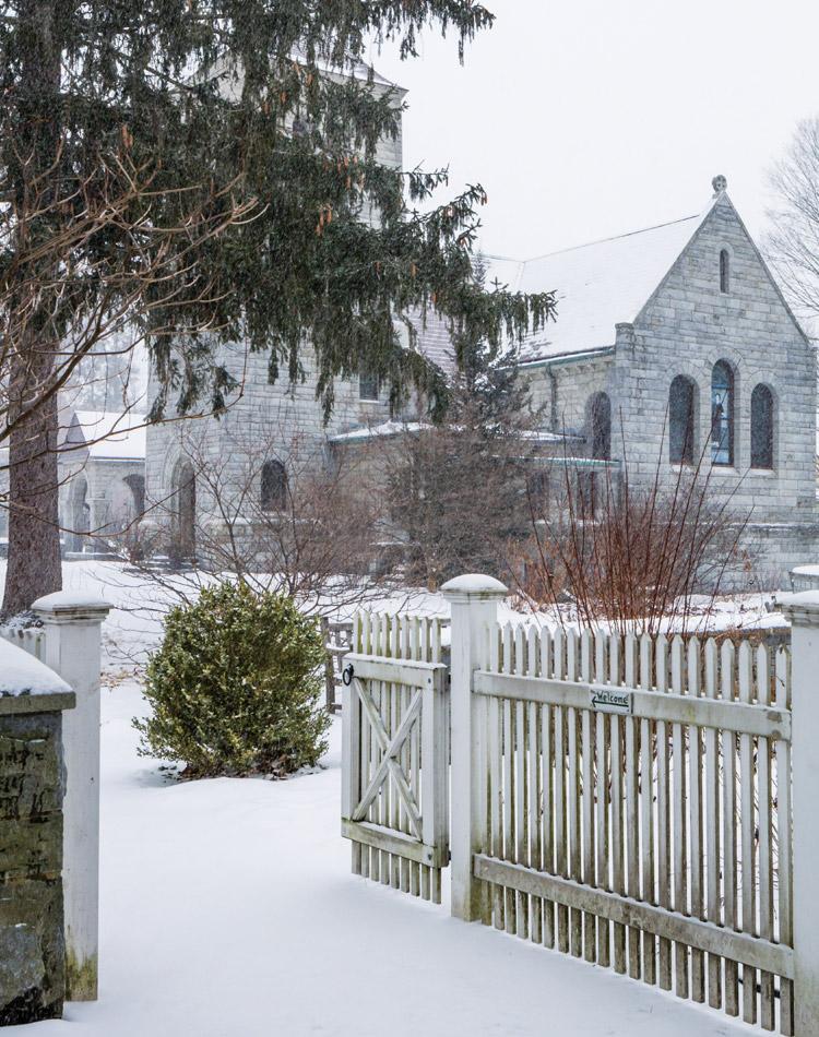 Four Favorite Snowy Destinations