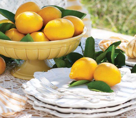 Summer Sundrops: Five Favorite Lemon Desserts