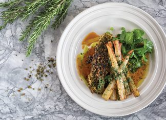 Exclusive Recipe from Thyme