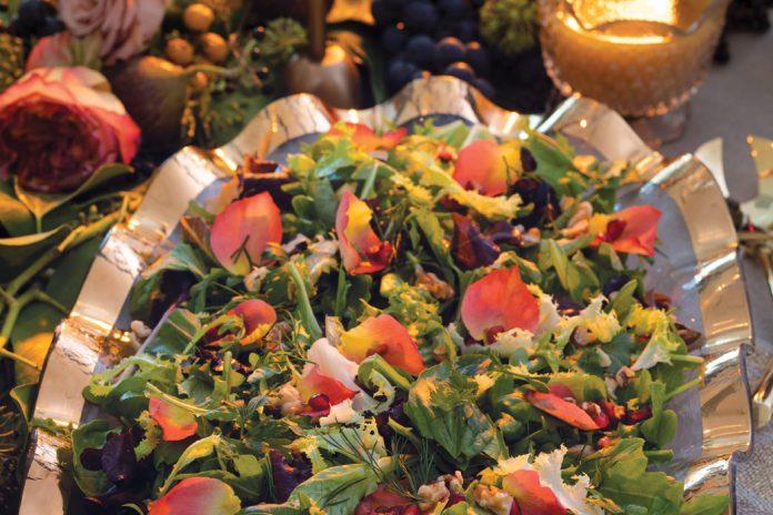 Harvest Bouquet Salad